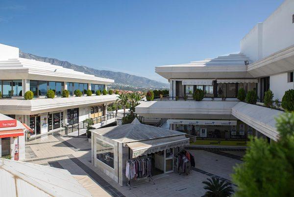 centro plaza marbella