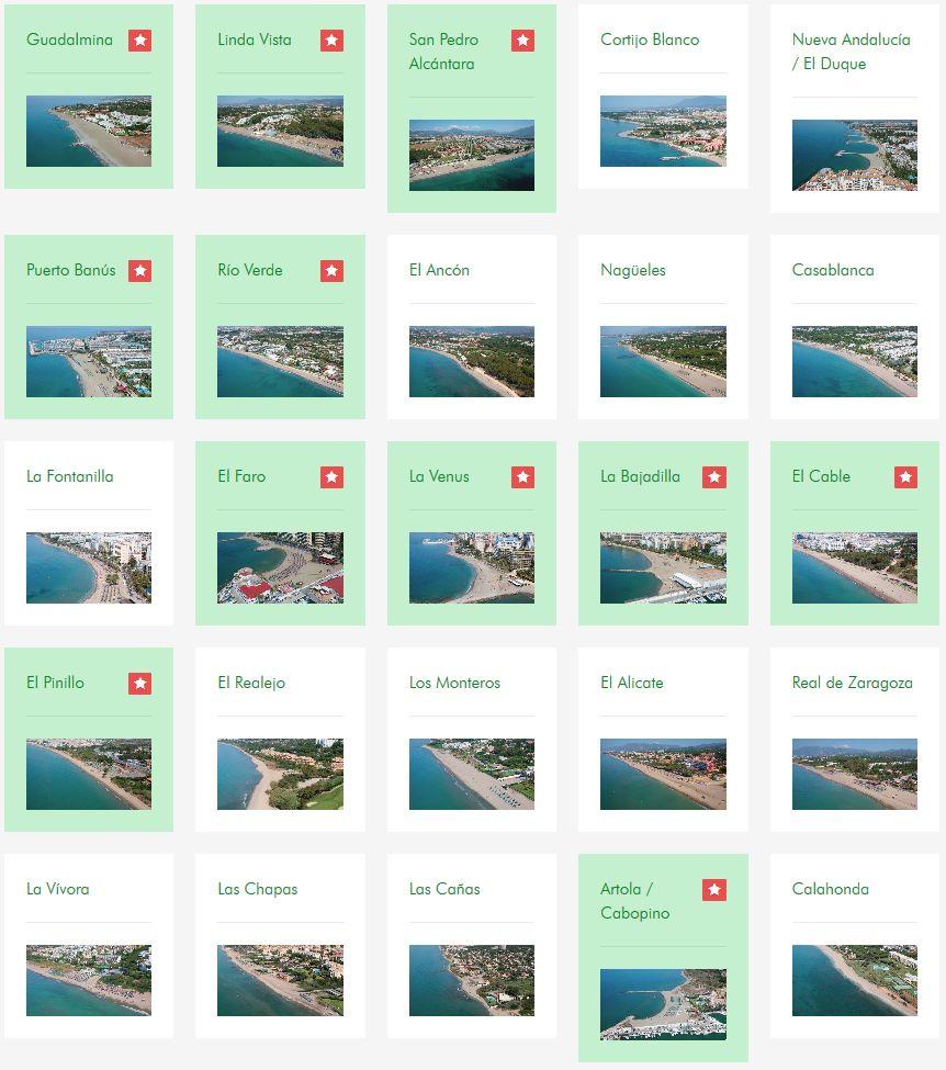 http://www.marbella.es/medioambiente/playas-y-pesca/itemlist/category/1-catalogo-de-playas-de-marbella.html