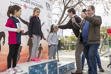 carrera solidaria centro plaza