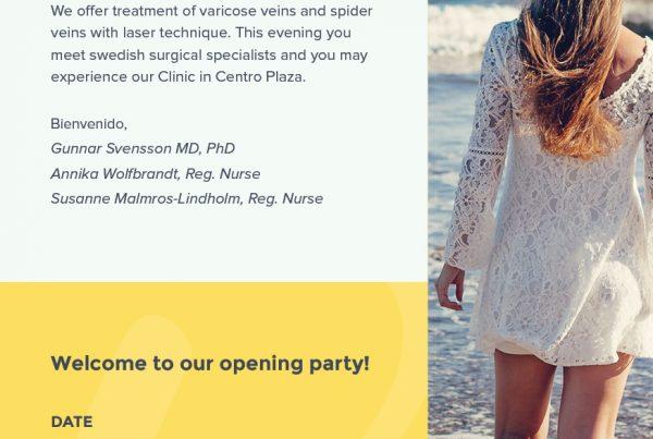 Swedish Vein Clinic _Centro Plaza Marbella