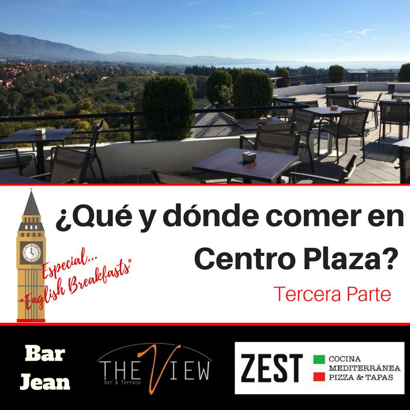 Centro Comercial Centro Plaza - Marbella