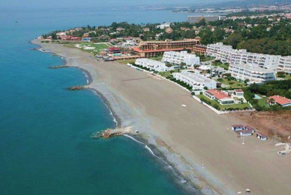 playa guadalmina de marbella