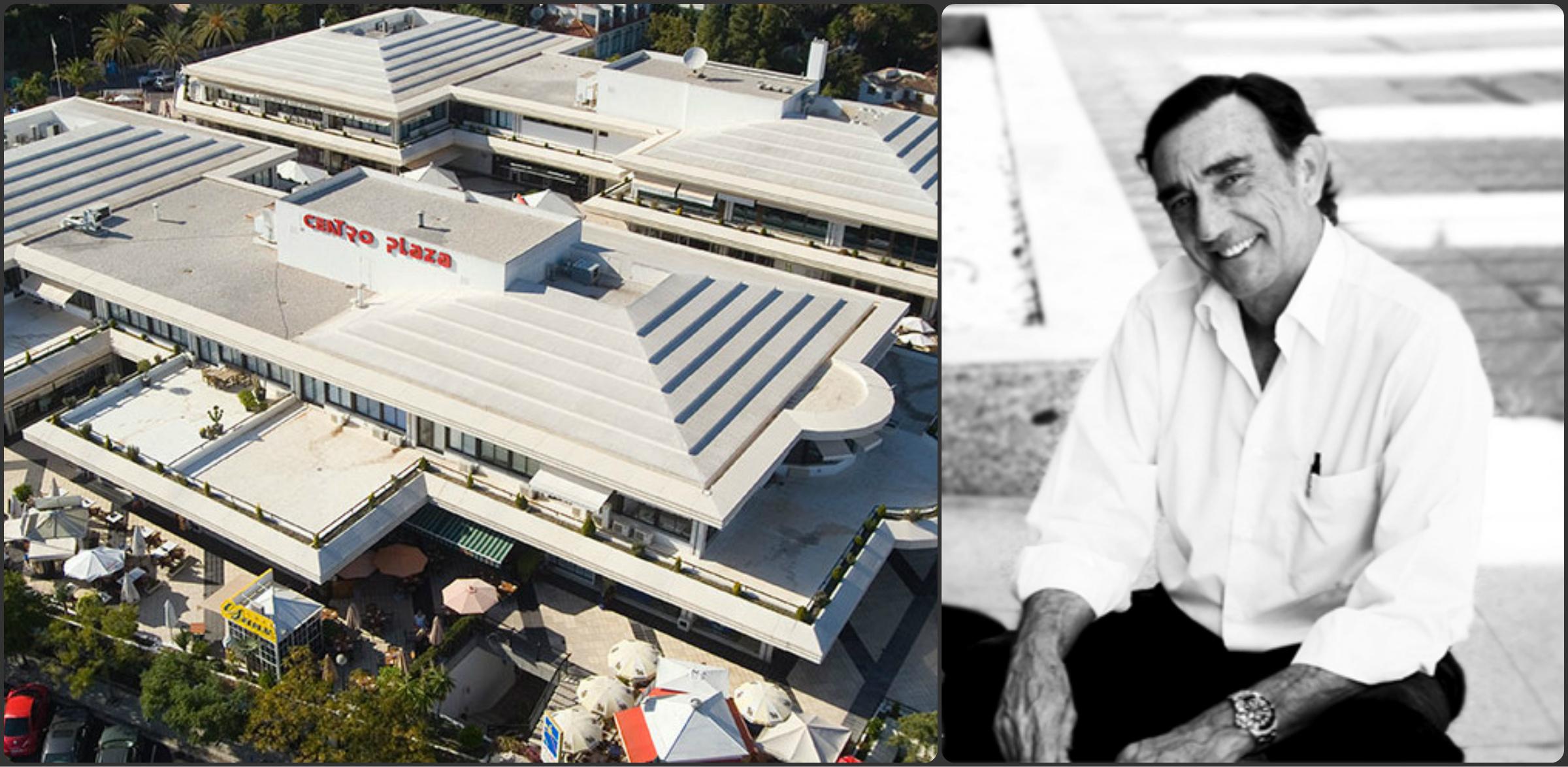 Conocemos mejor a Javier Banús, arquitecto de Centro Plaza