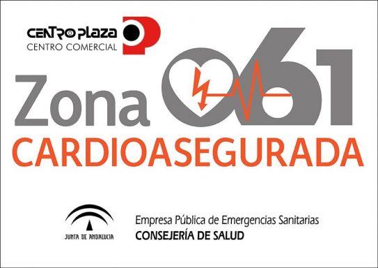 La Junta reconoce a Centro Plaza como zona cardioasegurada