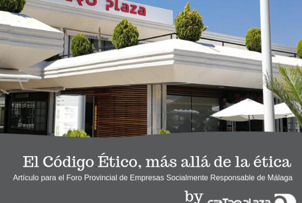 entro Comercial centro Plaza - Código Ético
