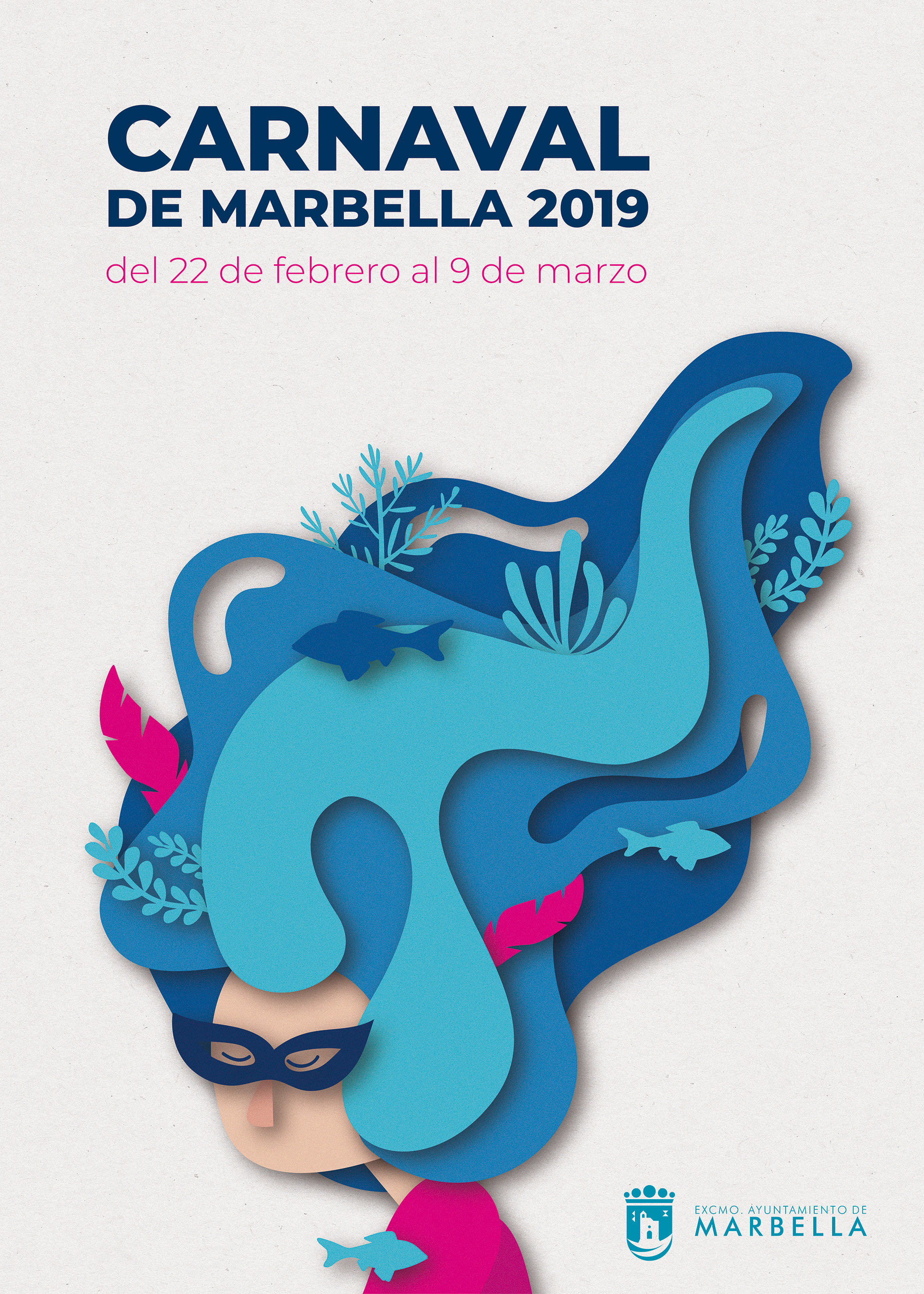 Carnaval Marbella 2019 - Centro Comercial Centro Plaza